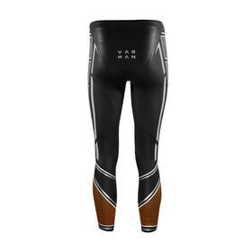 HUUB Varman Kickpants black/orange